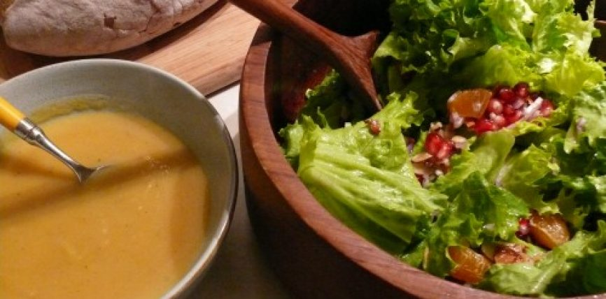 Sallatat dhe supat për humbjen e peshës