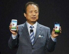 Samsung lançon Galaxy S4