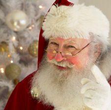 Baba Dimri (Santa Claus)