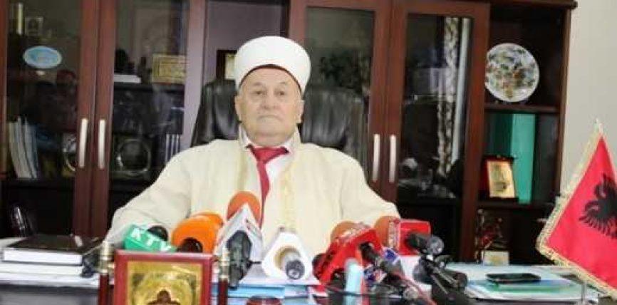 Haxhi Selim Muça uron besimtarët për Kurban Bajramin