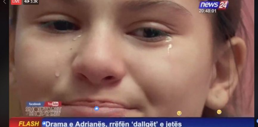 Shqiptaret per Shqiptaret-Mes loteve Ardiana dhe Belkisa kërkojne ndihmë.Jeta e tyre është në rrezik