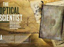 Shkenctari i parë i cili vuri themelet e Kamerës moderne