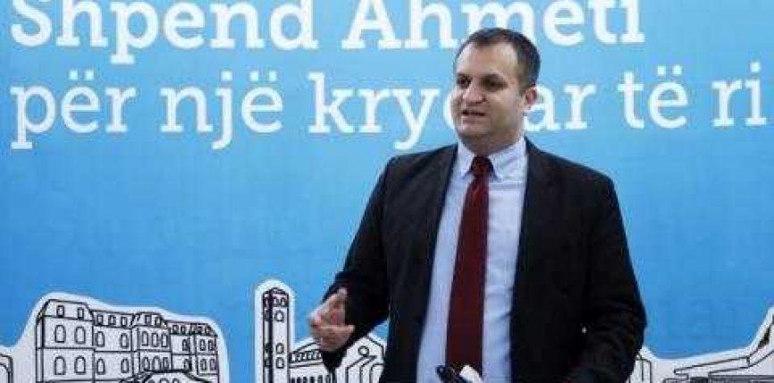VV: Shpend Ahmeti po prin me 3 mijë vota