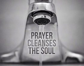 Kjo lutje e largon çdo gjë që nuk mundet t'i përballon shpirti