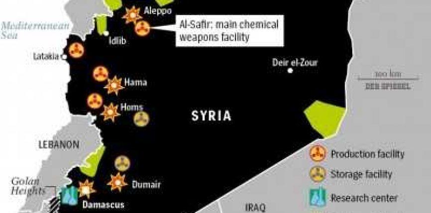Gati caqet për sulm kundër Sirisë?