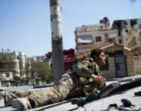 Siria, kerkohet armepushim