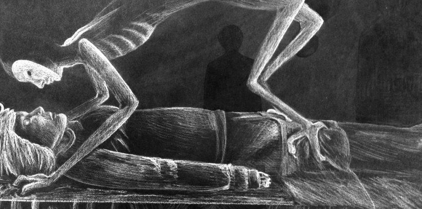 A është paraliza e gjumit e shkaktuar nga xhinët?