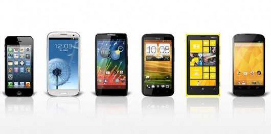 17.4 % e trafikut global në ueb vjen nga pajisjet mobile