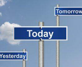 Mos u dëshpëro dhe ia shtro vetes këto pyetje për sot, dje dhe nesër