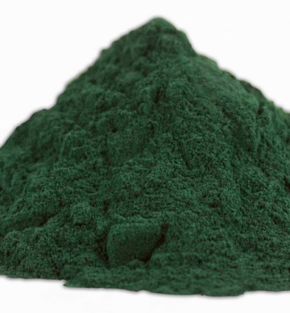 Spirulina – alga mahnitëse