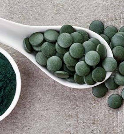 """Spirulina renditet në mesin """"super ushqimeve"""" natyrale"""