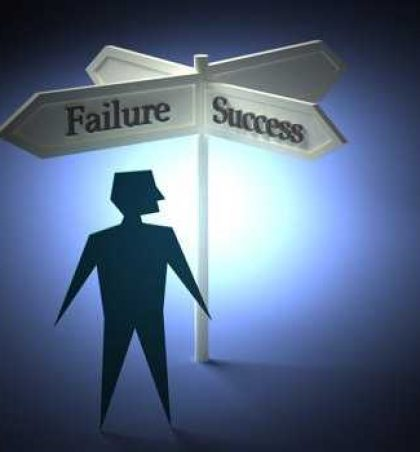 Ikja nga dështimi