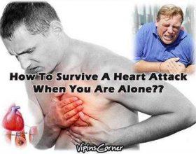 Si t'i mbijetojmë një sulmi në zemër kur jemi vetë !!!