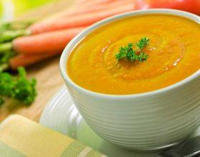 Supa më e mirë e dimrit: Supë pule me miell misri