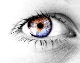 Syri[mësyshi/dëmi i fuqishëm që shkakton ai]është një realitet[që ndodh në të vërtetë dhe lë pasoja tek uni dhe malli i njeriut]