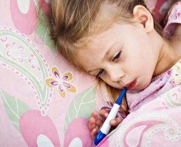 Temperatura e lartë te fëmijët, çfarë duhet të dimë patjetër