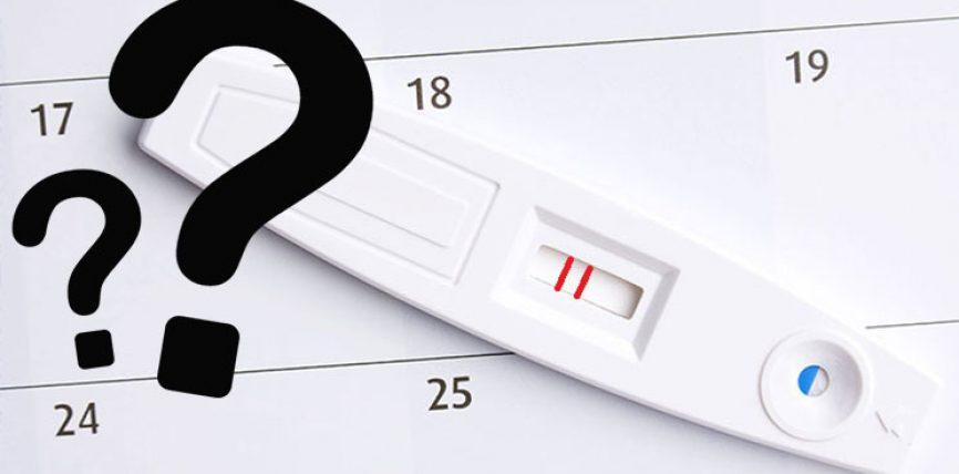 5 gabimet që bëjnë femrat me testin e shtatzënisë, ja çfarë do të thotë kur vija e dytë është e zbehtë