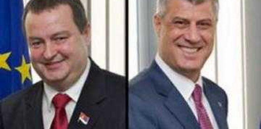 Daçiqi i viziton serbët në Kosovë, kurse Thaçi nuk i viziton shqiptarët në Luginë