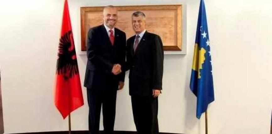 Rama-Thaçi: Axhendë të përbashkët për shtimin e njohjeve të Kosovës