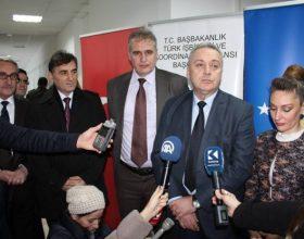 TIKA Turke vazhdon ndihmën për shëndetësinë kosovare