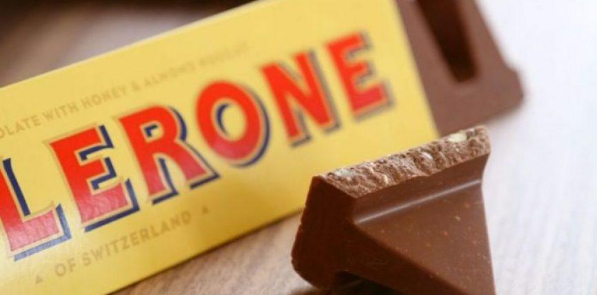 Çokollata Toblerone merr çertifikatën hallall