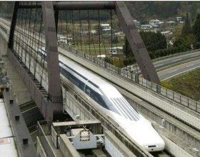 Japonezët testojnë me sukses trenin më të shpejtë në botë