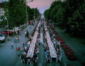 Turqia shton iftar madhështor për 2000 persona në Preshevë