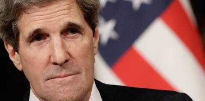 Kerry: Po rritet mbështetja për sulm ndaj Sirisë