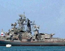 Rusia dërgon luftanije në kufi me Sirinë