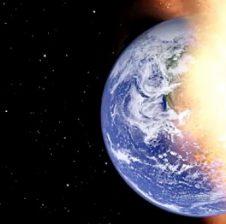 Qielli i parë në krahasim më qiellin e dytë është sa një unazë në shkretëtirë