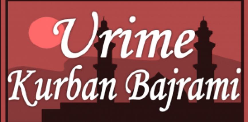 Kryeministri dhe liderët politik urojnë festën e Bajramit