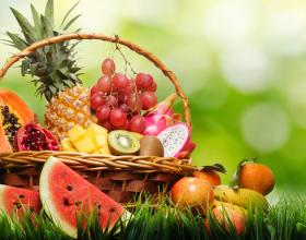 Trupi yne dhe ushqimet