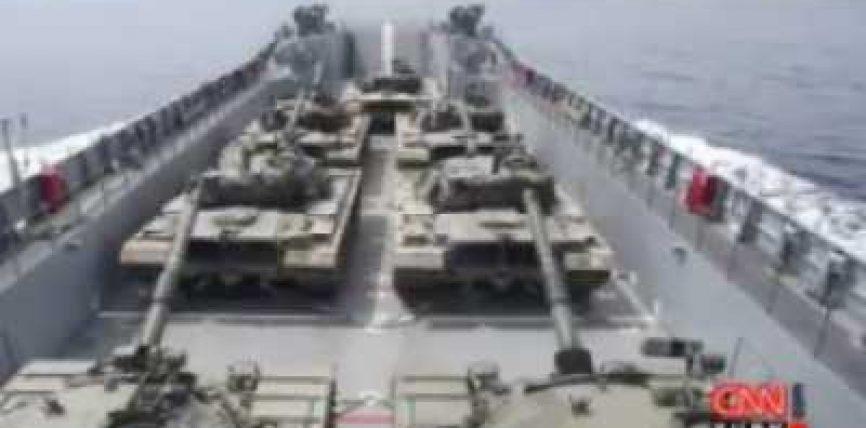 Turqia prodhon anijet zbarkuese më të shpejta
