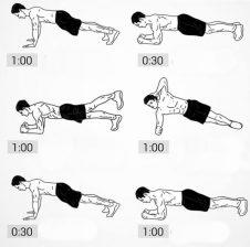 Ja çfarë do t'i ndodhë trupit nëse bëni këtë ushtrim çdo ditë!