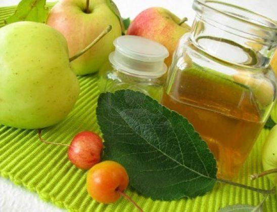 Uthëll e mollës Vinegar