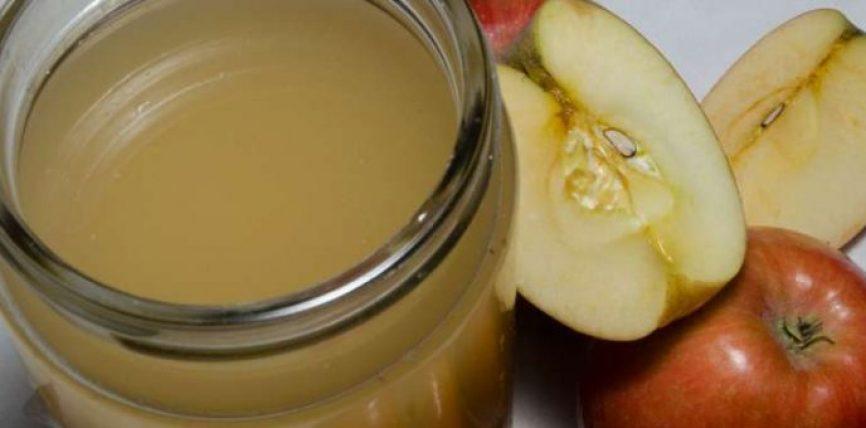 Si të përgatisim uthullën më të mirë të mollës