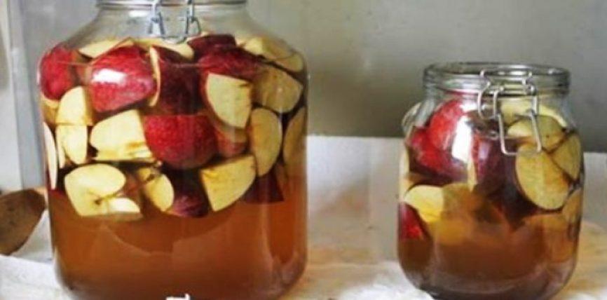 Mënyra më e lehtë si të përgatisni vetë uthullën e mollës në shtëpinë tuaj