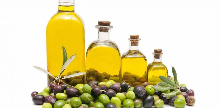 Vaji i ullirit me ngjyre, arome dhe ere specifik
