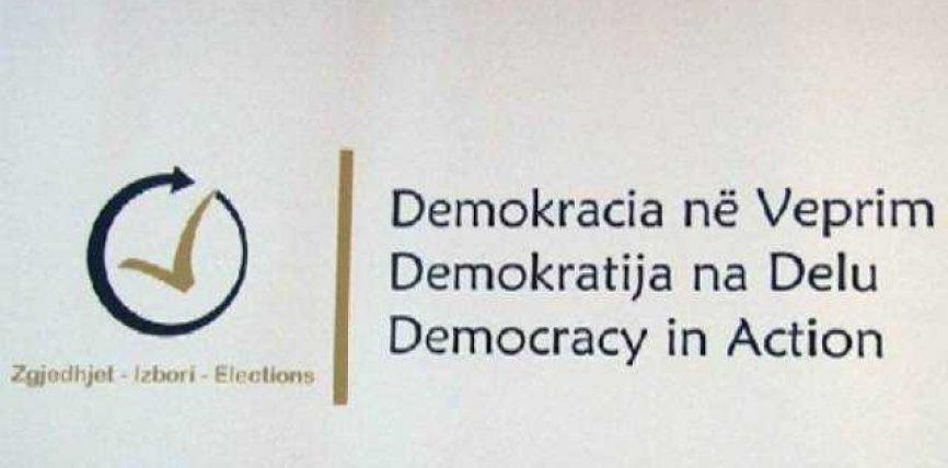 Rezultatet preliminare sipas Demokracisë në Veprim