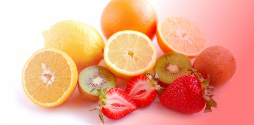 Vitamina C dhe zinku, antioksidues të fuqishëm