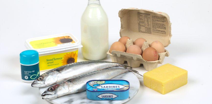 Mungesa e vitaminës D rrit rrezikun për diabet(semundjen e sheqerit) te tipit 2.