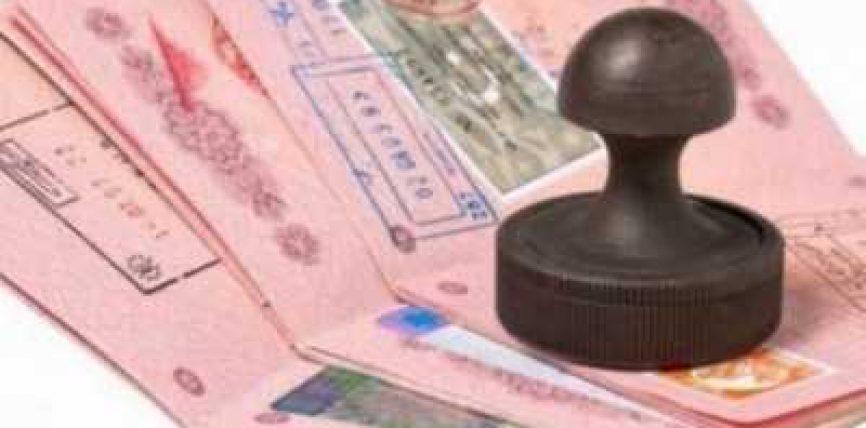 """Në """"kandar"""" vizat për Kosovën"""