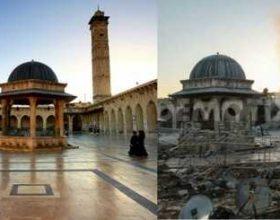 Në Siri po shkatërrohet xhamitë më të vjetra dhe në përgjithësi trashëgimia kulturore