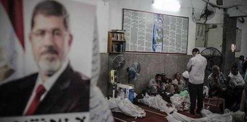 Forcat egjiptiane sulmojnë xhaminë ku mbahen viktimat e masakrës