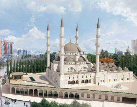 Ndihmo në ndërtimin e xhamisë në Tiranë