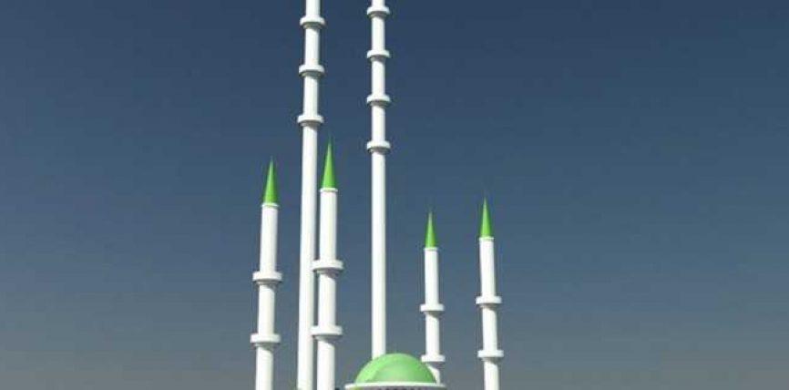 Në Serbi do të ndërtohet minarja më e lartë në Evropë dhe ndër më të mëdhajat në botë! (Foto)