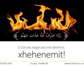 NDALIMI I ZJARRIT TË XHEHENEMIT