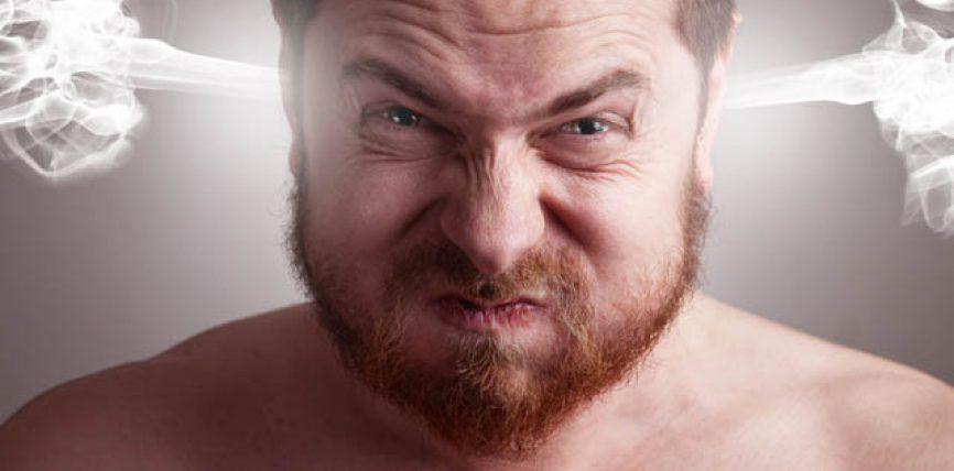 Zemërimi ka shumë ndikime negative